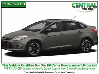 2012 Ford Focus S | Hot Springs, AR | Central Auto Sales in Hot Springs AR