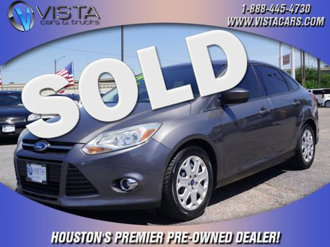 2012 Ford Focus SE in Houston, Texas