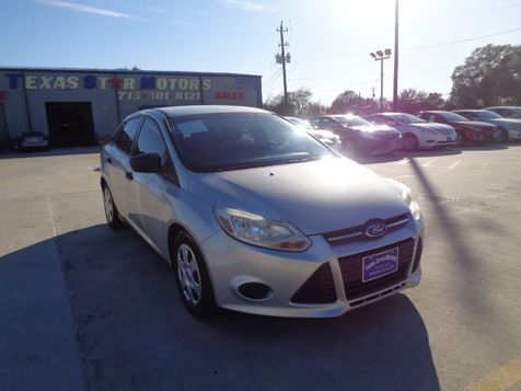 2012 Ford Focus S in Houston