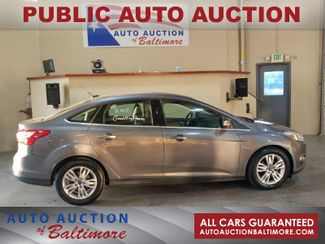 2012 Ford Focus SEL | JOPPA, MD | Auto Auction of Baltimore  in Joppa MD