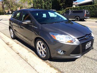 2012 Ford Focus SEL  WITH SUNROOF La Crescenta, CA