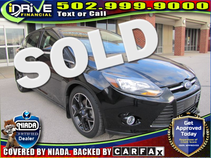 2012 Ford Focus Titanium | Louisville, Kentucky | iDrive Financial in Louisville Kentucky