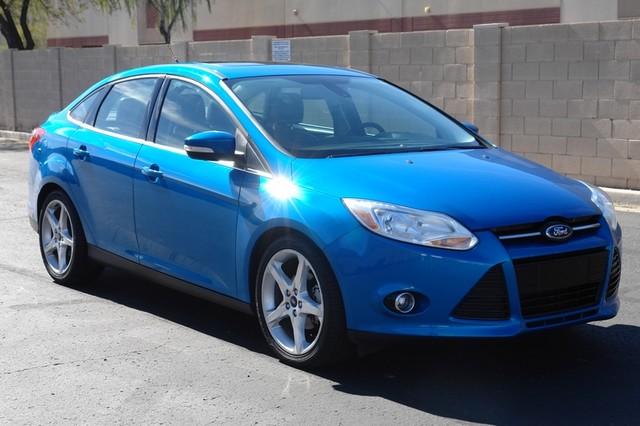 2012 Ford Focus Titanium Phoenix, AZ 0
