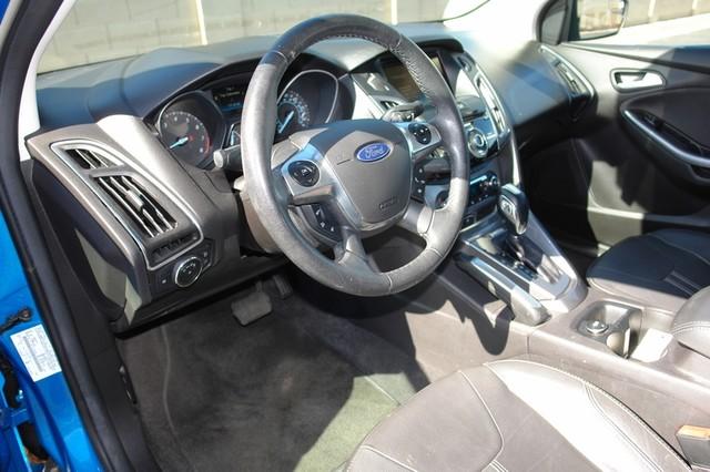 2012 Ford Focus Titanium Phoenix, AZ 24