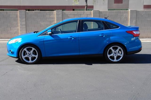 2012 Ford Focus Titanium Phoenix, AZ 8