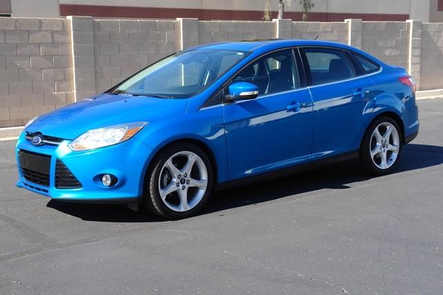 2012 Ford Focus Titanium Phoenix, AZ 10