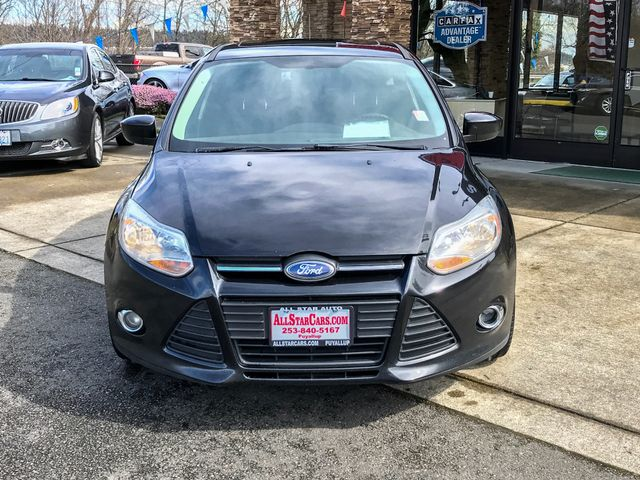 2012 Ford Focus SE The CARFAX Buy Back Guarantee that comes with this vehicle means that you can b