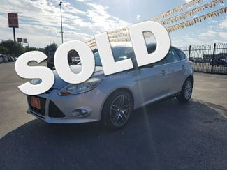 2012 Ford Focus SEL San Antonio, TX