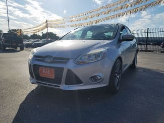 2012 Ford Focus SEL San Antonio, TX 1