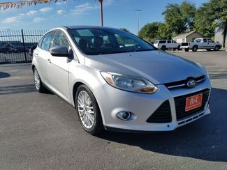 2012 Ford Focus SEL San Antonio, TX 3