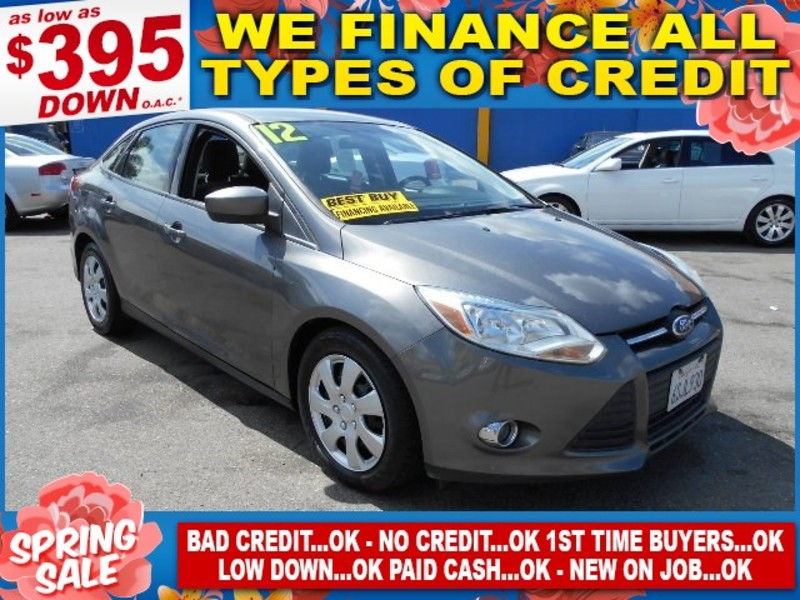 2012 Ford Focus SE in Santa Ana California
