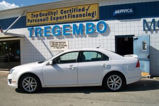 2012 Ford Fusion SEL Bentleyville, Pennsylvania 9