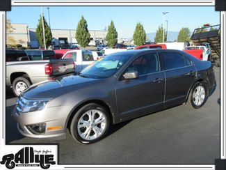 2012 Ford Fusion SE Burlington, WA