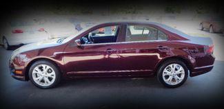 2012 Ford Fusion SE Sedan Chico, CA 4