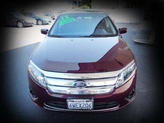 2012 Ford Fusion SE Sedan Chico, CA 6