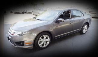 2012 Ford Fusion SE Sedan Chico, CA 3