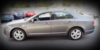 2012 Ford Fusion SE Sedan Chico, CA 4