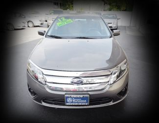 2012 Ford Fusion SE Sedan Chico, CA 6