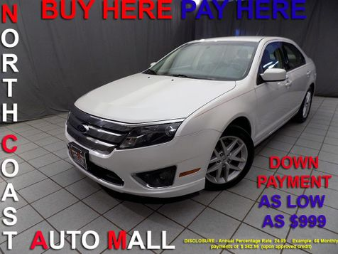 2012 Ford Fusion SEL As low as $999 DOWN in Cleveland, Ohio