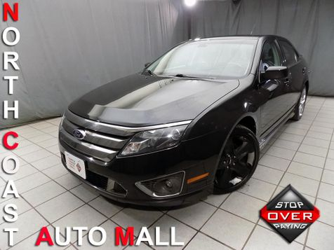 2012 Ford Fusion SPORT in Cleveland, Ohio