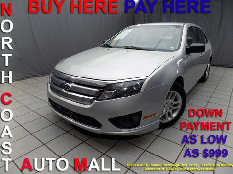 2012 Ford Fusion S As low as $999 DOWN in Cleveland, Ohio