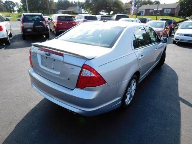 2012 Ford Fusion SE Ephrata, PA 3