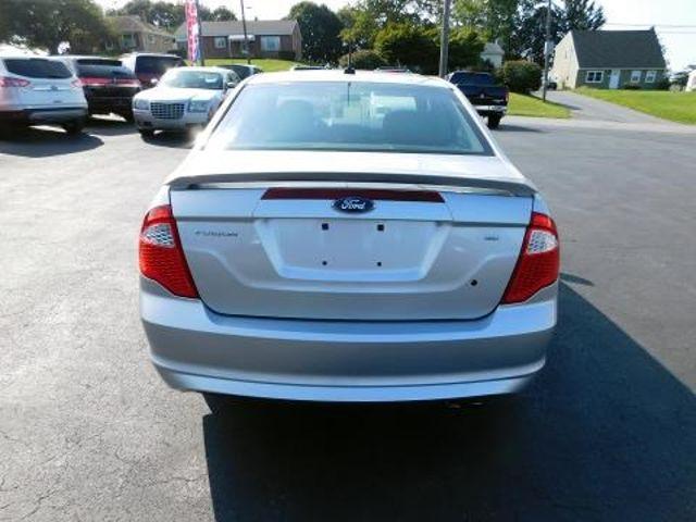 2012 Ford Fusion SE Ephrata, PA 4