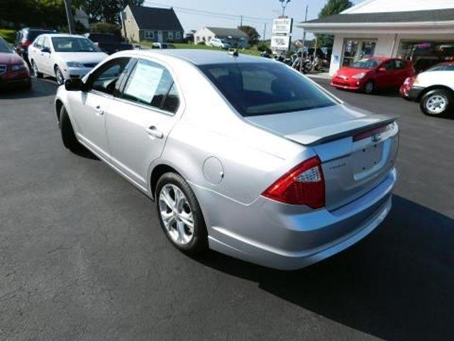 2012 Ford Fusion SE Ephrata, PA 5