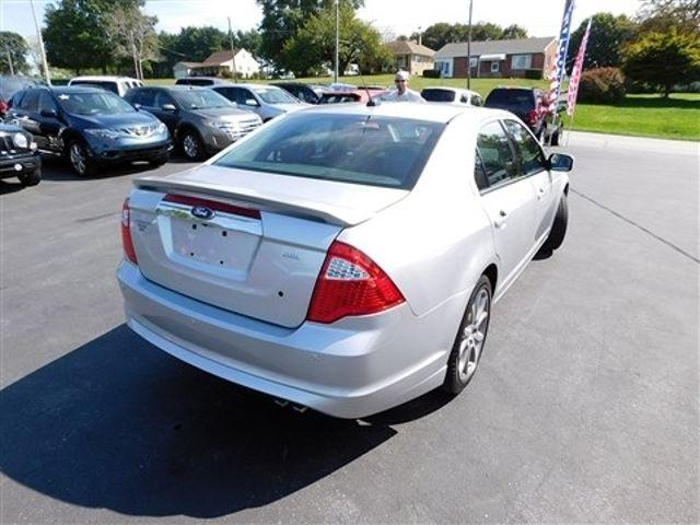 2012 Ford Fusion SEL Ephrata, PA 3