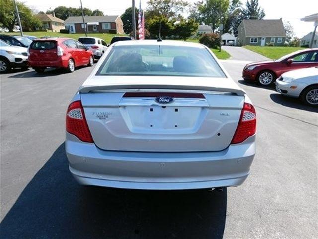2012 Ford Fusion SEL Ephrata, PA 4