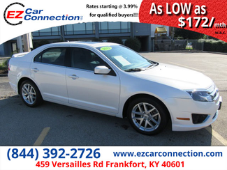 2012 Ford Fusion SEL | Frankfort, KY | Ez Car Connection-Frankfort in Frankfort KY