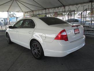 2012 Ford Fusion S Gardena, California 1