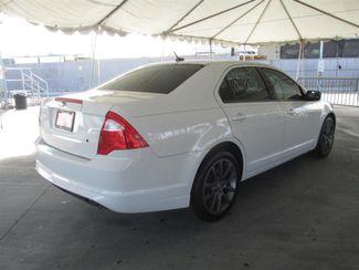 2012 Ford Fusion S Gardena, California 2