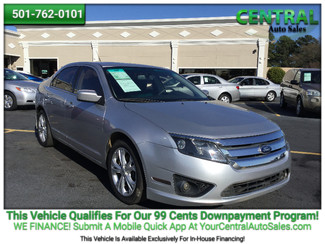 2012 Ford Fusion in Hot Springs AR
