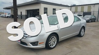 2012 Ford Fusion in Irving Texas