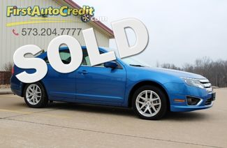 2012 Ford Fusion in Jackson  MO
