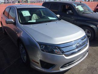 2012 Ford Fusion SEL AUTOWORLD (702)452-8488 Las Vegas, Nevada 1