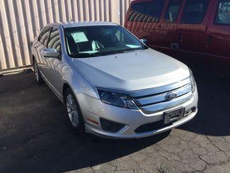 2012 Ford Fusion SEL AUTOWORLD (702) 452-8488 Las Vegas, Nevada 1