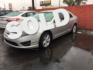 2012 Ford Fusion SE AUTOWORLD (702) 452-8488 Las Vegas, Nevada
