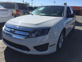 2012 Ford Fusion S AUTOWORLD (702) 452-8488 Las Vegas, Nevada 1