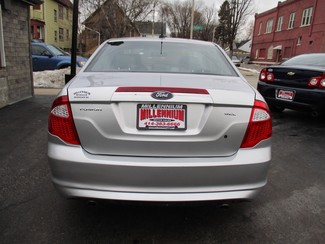2012 Ford Fusion SEL Milwaukee, Wisconsin 4