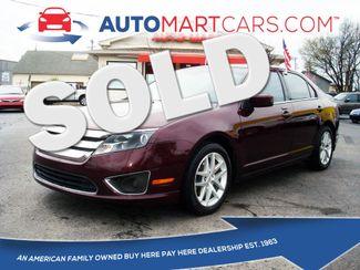 2012 Ford Fusion SEL | Nashville, Tennessee | Auto Mart Used Cars Inc. in Nashville Tennessee