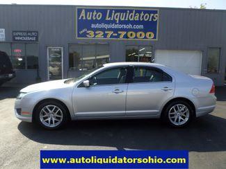 2012 Ford Fusion SEL | North Ridgeville, Ohio | Auto Liquidators in North Ridgeville Ohio