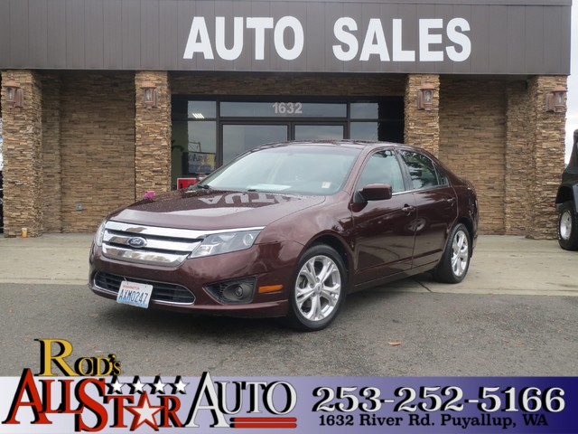 2012 Ford Fusion SE The CARFAX Buy Back Guarantee that comes with this vehicle means that you can