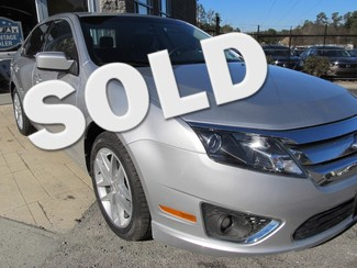 2012 Ford Fusion SEL Raleigh, NC
