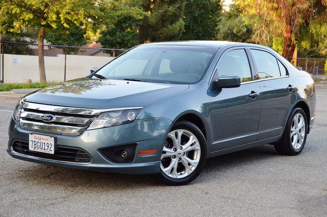 2012 Ford Fusion SE Reseda, CA 5