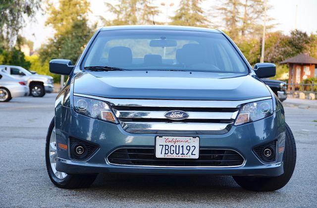 2012 Ford Fusion SE Reseda, CA 10