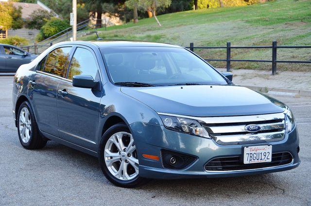 2012 Ford Fusion SE Reseda, CA 4