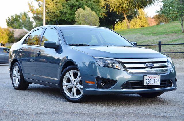 2012 Ford Fusion SE Reseda, CA 11