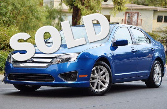 2012 Ford Fusion SEL Reseda, CA 0